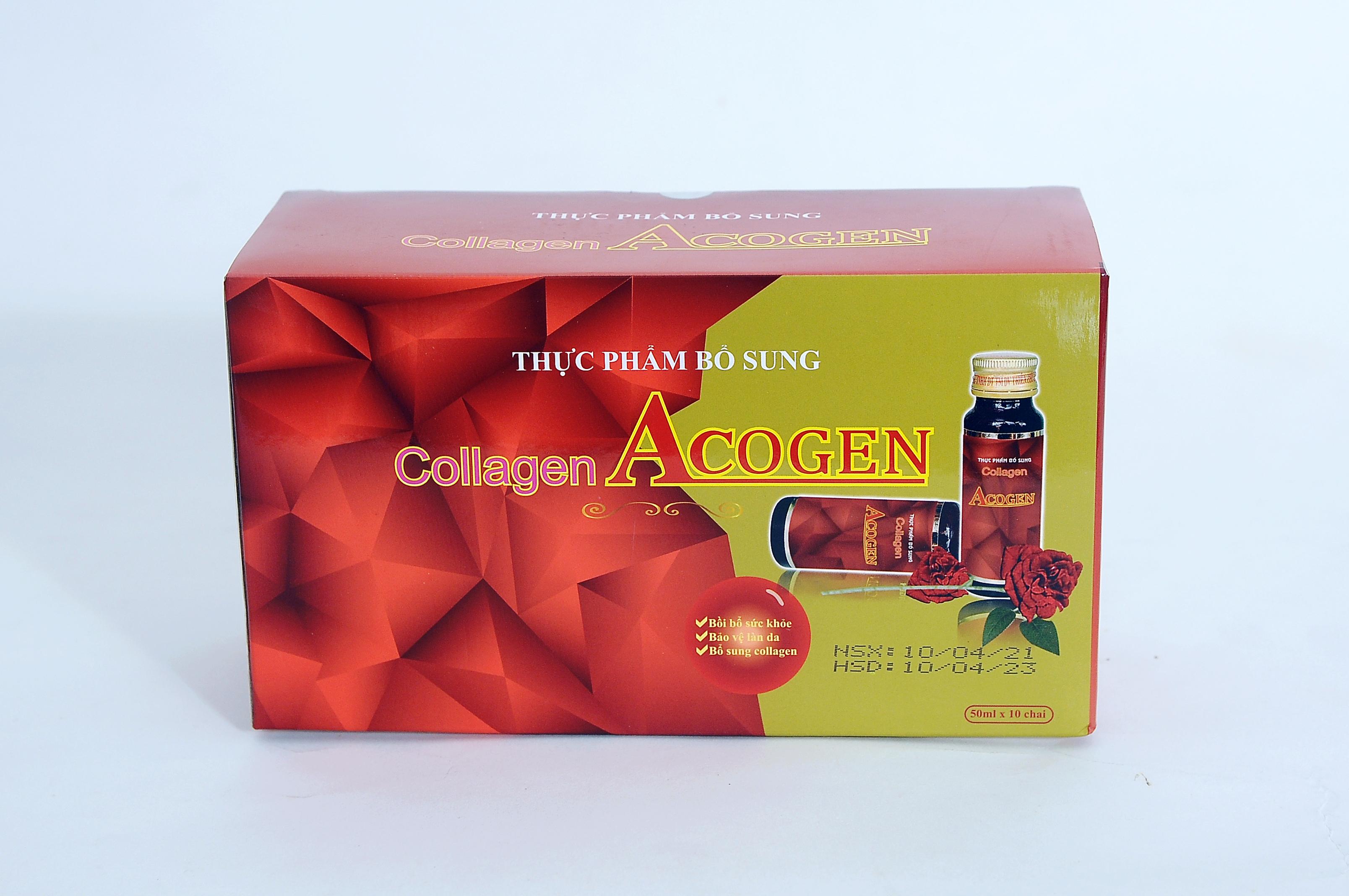 Collagen Acogen 1 hộp